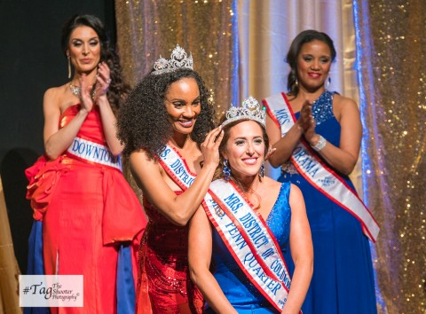 Mrs DC America Pageant