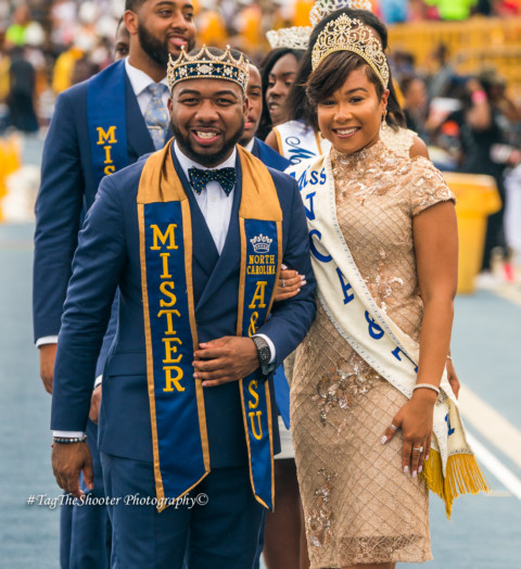 Greatest Homecoming on Earth #GHOE2017 – NC A&T State University