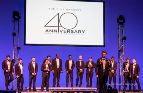 UNC Clef Hangers Spring Concert 2018 – 40 Anniversary