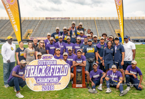2018 MEAC Outdoor Track and Field Championship