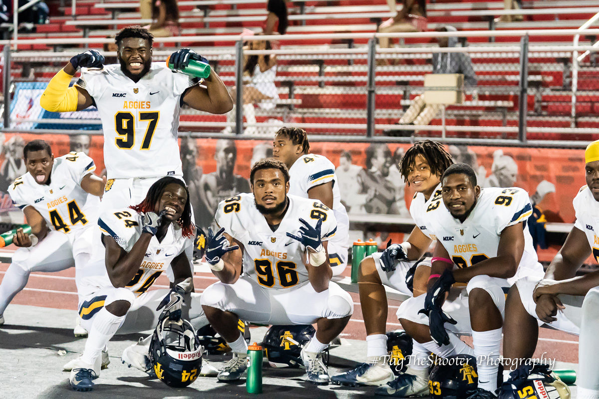 official photos b9ab1 d62ab NC A&T Aggies vs Delaware State – TagTheShooter