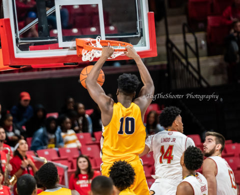 NC A&T Aggies vs Maryland Terrapins – Men's Basketball