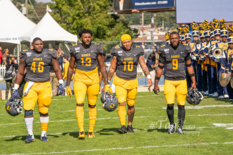 Greatest Homecoming on Earth #GHOE2019 – Howard Univ vs NC A&T State University